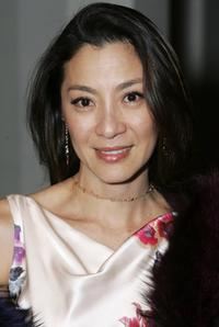 Michelle Yeoh attends the Casino Royale After Party.