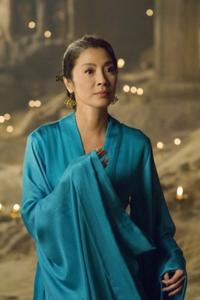 Michelle Yeoh as Zi Yuan in