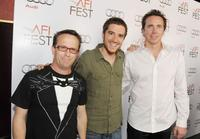 Darren Ewing, Brad Klopman and Jason Steadman at the AFI FEST 2009.