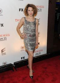 Mili Avital at the Season 3 premiere of