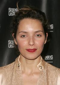 Mili Avital at the 2006 Scenarios USA Real Deal awards.