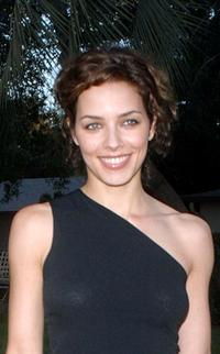 Mili Avital at the NBC Summer Press Tour All-Star Party.