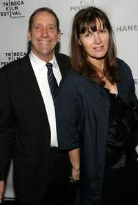 John Alexander and Fiona Waterstreet at the Chanel Dinner during the 2008 Tribeca Film Festival.