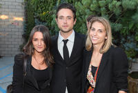 Addison Timlin, Justin Chatwin and Joanna Adler at the California premiere of