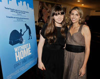 Producer/director Rachel Fleischer and Joanna Adler at the California premiere of