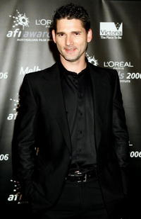 Eric Bana at the L'Oreal Paris 2006 AFI Awards in Melbourne, Australia.