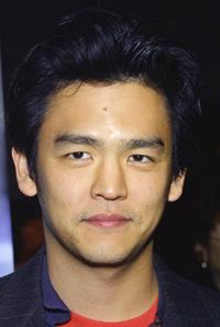 John Cho at the WB Networks 2003 Winter Party.
