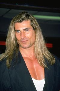 A Undated file photo of Fabio.