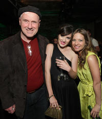 Brian Delate, Anna Wood and Vanessa Ray at the after party of the premiere of