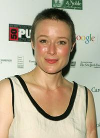 Jennifer Ehle at the MacBeth in the Park 2006 Summer Benefit.