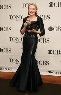 Jennifer Ehle at the 61st Annual Tony Awards.