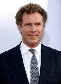Will Ferrell at the California premiere of