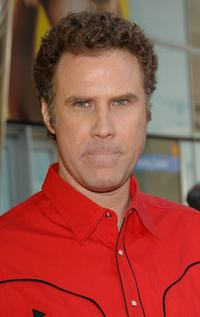 Will Ferrell at the premiere of