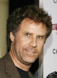 Will Ferrell at the special screening of
