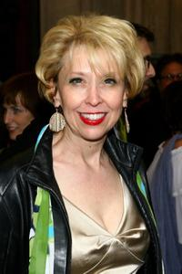 Julie Halston at the Broadway opening of