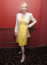 Julie Halston at the 61st annual Outer Circle Critics awards in New York.