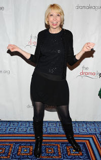 Julie Halston at the 2011 Drama League Awards in New York.