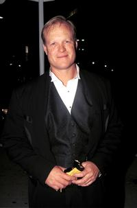 Bill Fagerbakke at the ABC Television Network's 50th Anniversary Special.