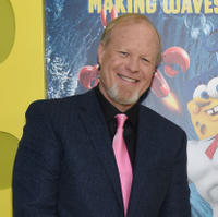 Bill Fagerbakke at the New York World premiere of