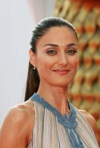 Basak Koklukaya at the premiere of
