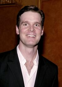 Peter Krause at the opening of