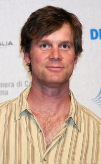 Peter Krause at the Roma Fiction Fest 2008.