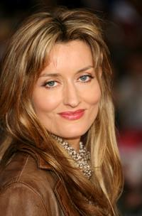 Natascha McElhone at the premiere of the film