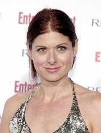 Debra Messing at the Entertainment Weekly's 5th Annual Pre-Emmy Party.