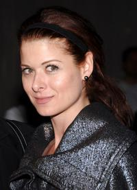 Debra Messing at the screening of
