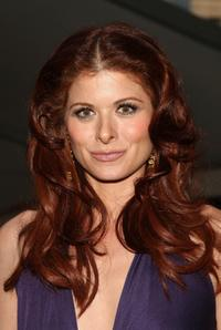Debra Messing at the 25th Anniversary of The Annual CFDA Fashion Awards.