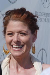 Debra Messing at the 2007 Mercedes-Benz Polo Challenge.