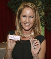 Erin Murphy at the Vibrel display at Distinctive Assets during the 2006 TV Land Awards.