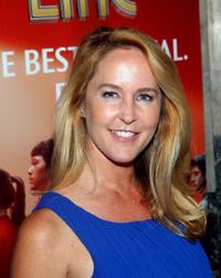 Erin Murphy at the opening night of
