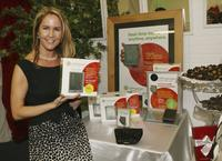 Erin Murphy at the Inc.TrafficGauge display at Distinctive Assets during the 2006 TV Land Awards.