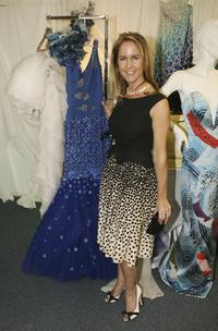 Erin Murphy at the Yumi Katsura display during the 2006 TV Land Awards.