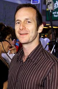 Denis O'Hare at the 17th Annual Broadway Flea Market and Grand Auction.