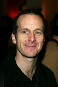 Denis O'Hare at the opening of the musical