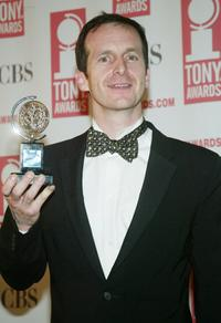 Denis O'Hare at the 57th Annual Tony Awards.