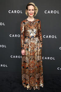 Sarah Paulson at the New York premiere of