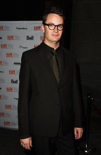 Nicolas Winding Refn at the premiere of