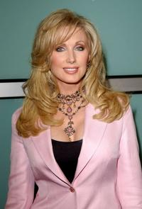 Morgan Fairchild at the premiere of