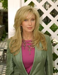 Morgan Fairchild at the 10th Annual Reproductive Freedom Award Luncheon.