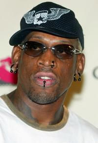 Dennis Rodman at the 11th Annual