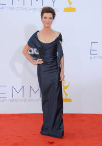 Michelle Fairley at the 64th Annual Primetime Emmy Awards.