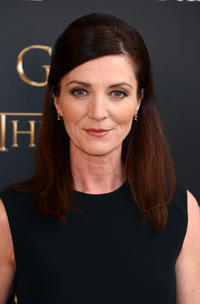 Michelle Fairley at the Season Launch of