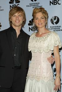 Trevor St. John and Kassie DePaiva at the 31st Annual Daytime Emmy Awards.