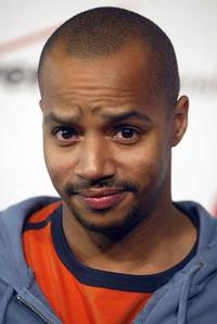 Donald Faison at the 2006 Grammy Nominees party.