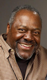 Frankie R. Faison at the portrait session of