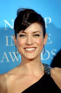 Kate Walsh at the 39th NAACP Image Awards.