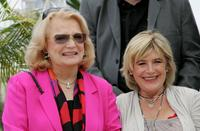 Gena Rowlands and Marianne Faithfull at the photocall of